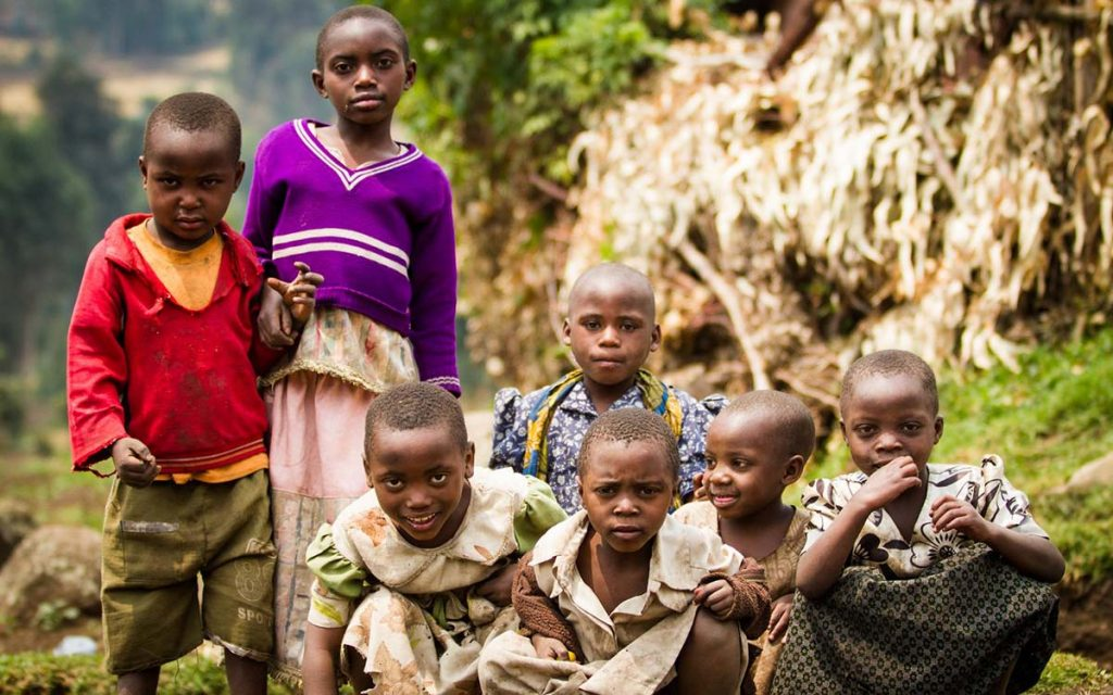 Batwa Community in Mgahinga National Park