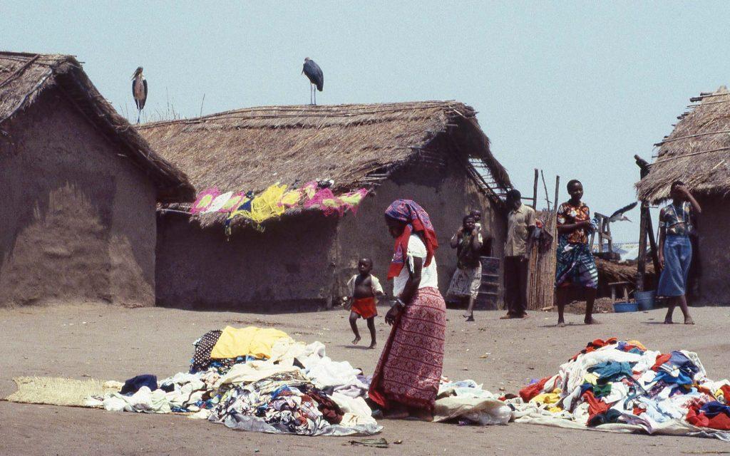 Semliki village