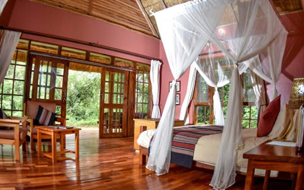 Accommodation in Kibale Forest