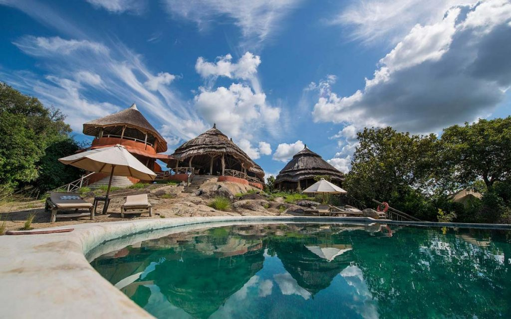 Mhingo Lodge, Accommodation in Lake Mburo