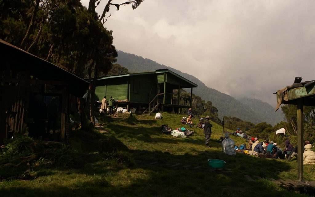 Accommodation in Rwenzori Mountains National Park