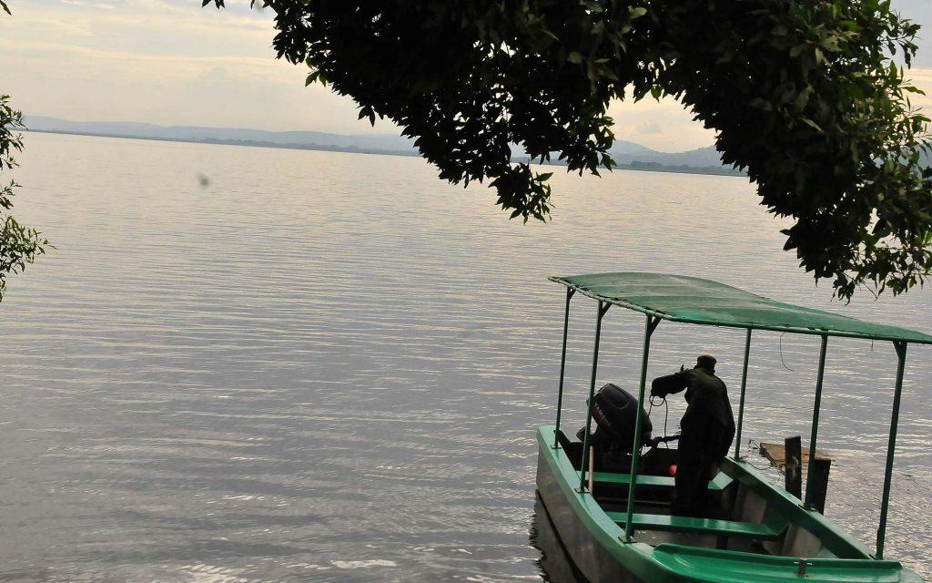Sport Fishing in Uganda lake mburo