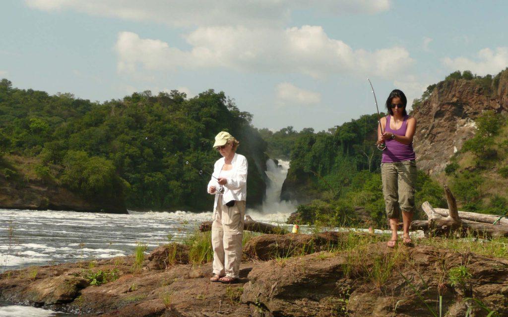Sport Fishing in Uganda Murchison Falls